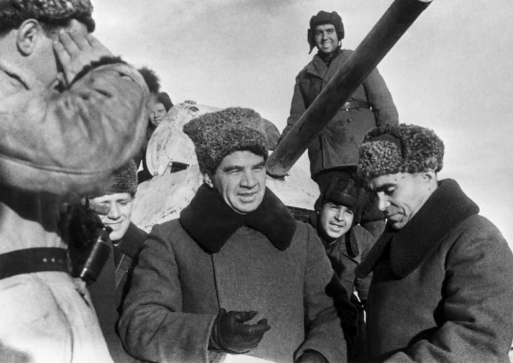 Василий Чуйков: генерал, который отстоял Сталинград