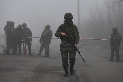 Глава ДНР счел нелепым заявление Зеленского о вступлении Украины в НАТО
