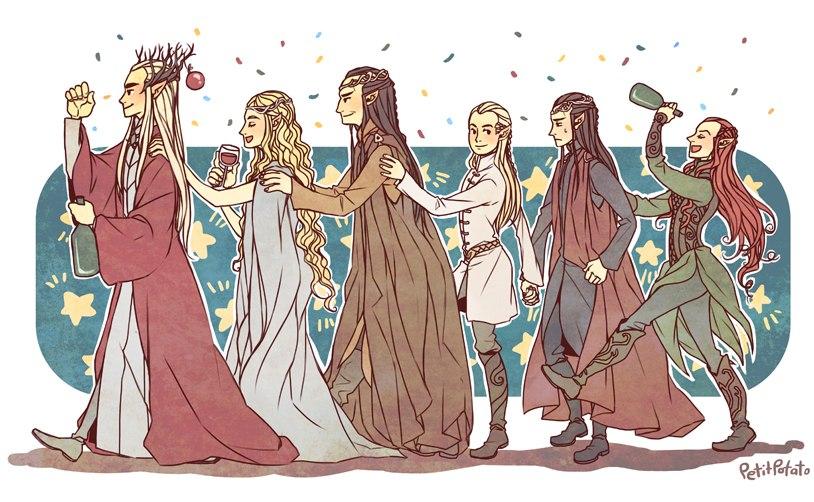 друзей, родственников, новый год в средиземье картинки чакра бесстрастия сверхъестественных