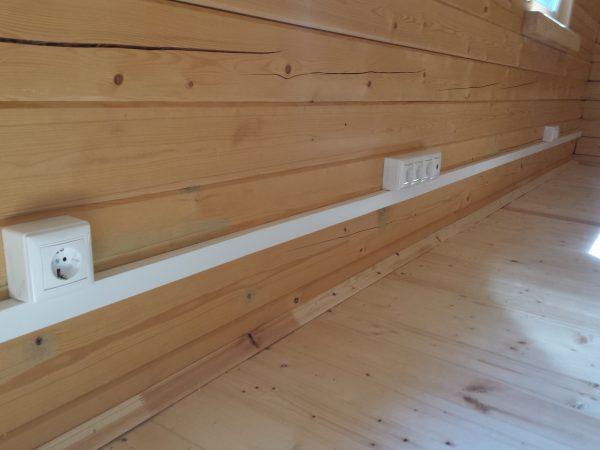 Как закрепить кабель-канал на стену своими руками ремонт и строительство,сделай сам
