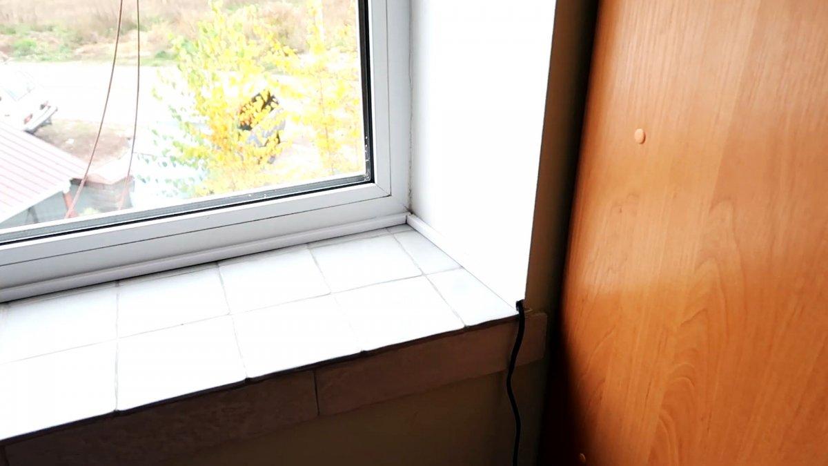 Текут окна? Нестандартное, но 100% решение проблемы полезные советы,сделай сам