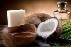 Кокосовое масло для лица — т…