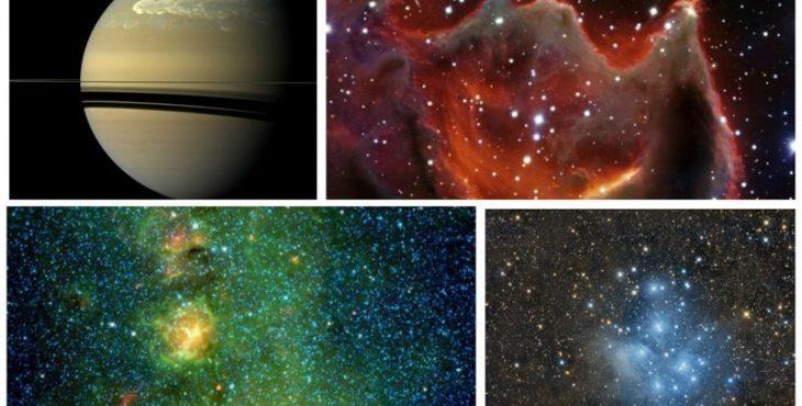 Невероятные космические фото для хорошего понедельничного настроения