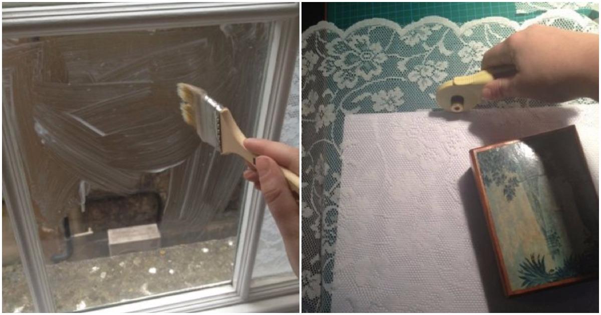 Быстрый и дешевый способ украсить окна и скрыться от посторонних глаз