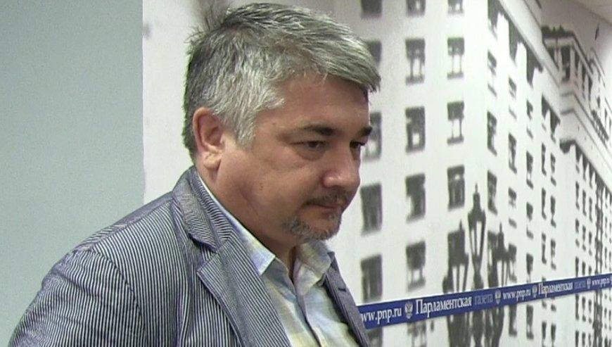 Ищенко не ждет изменения ситуации с русским языком на Украине.