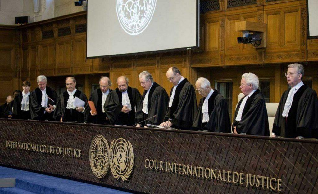 Суд в ООН: доказательства гражданской войны на Украине. Ольга Сухаревская