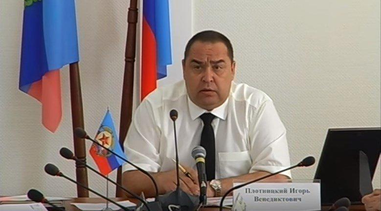 Плотницкий предложил подумать о создании Союза Непризнанных Государств