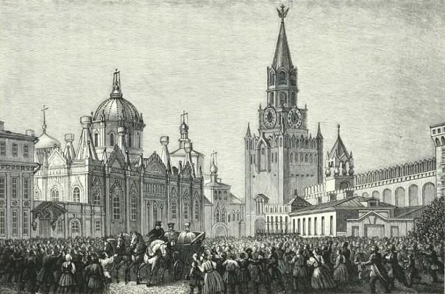 Как личный героизм царя Николая I  спас Россию от холерной революции