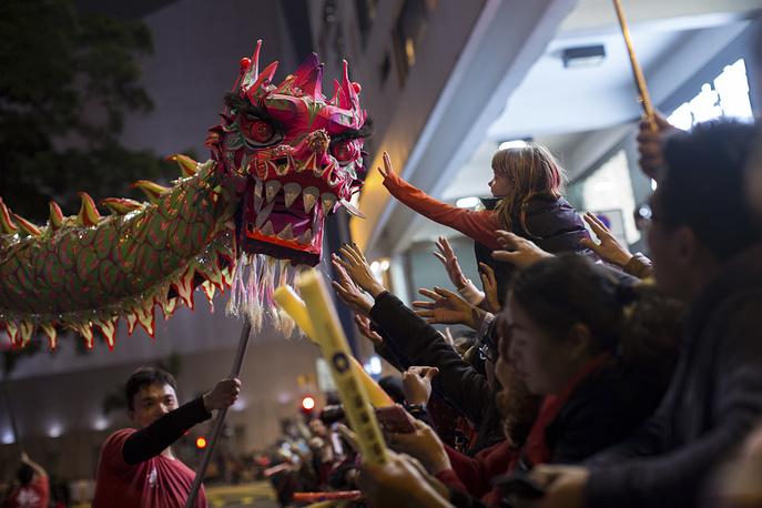 Китайский Новый год -праздник Весны