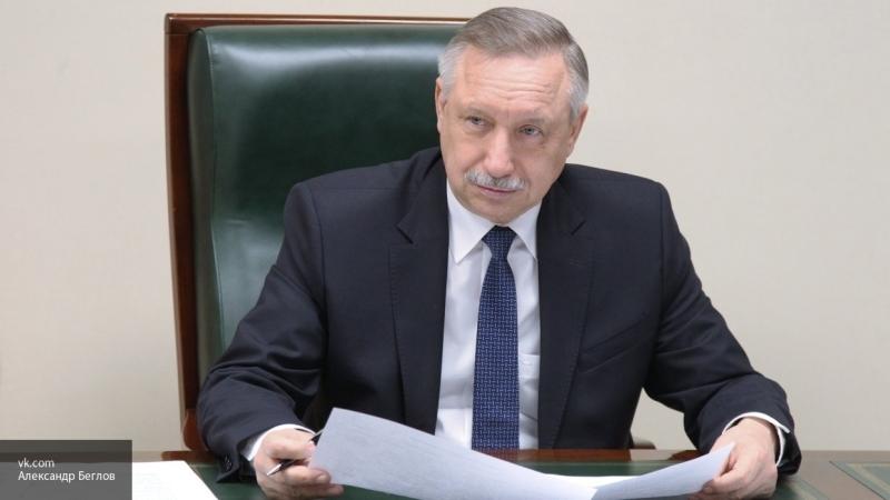 Беглов: расходы на благоустройство Петербурга увеличились до 4 млрд рублей в 2019 году