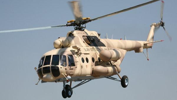 Афганистан заявил об отказе от российских вертолетов