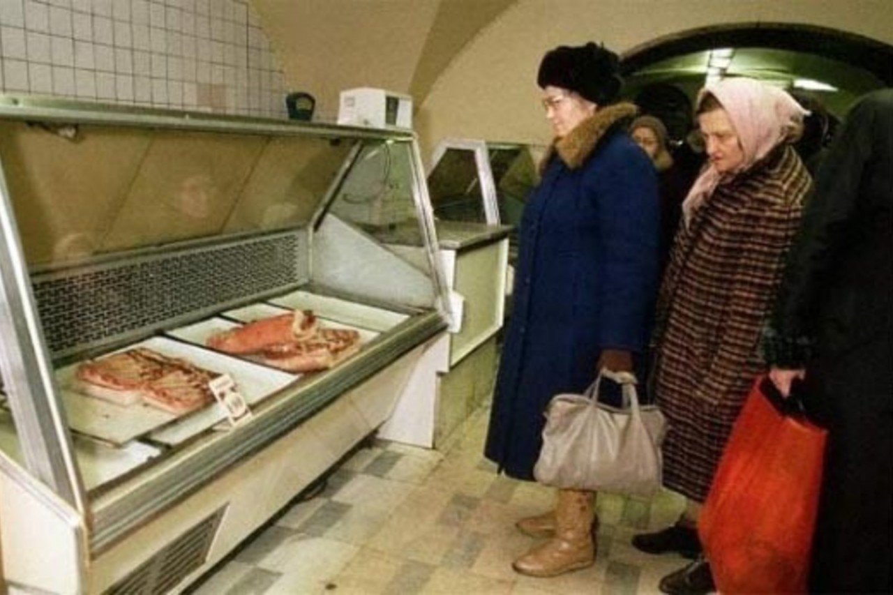Мясная эпопея СССР