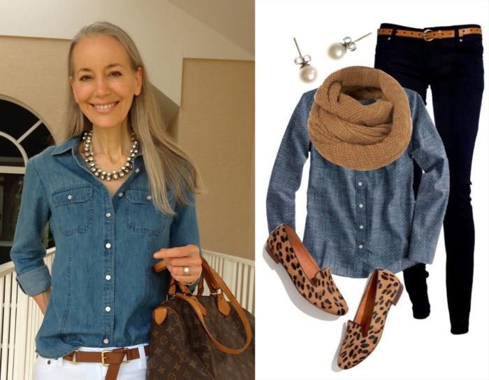 Возраст стилю не помеха, или Как модно одеваться, если дамам немного за 40