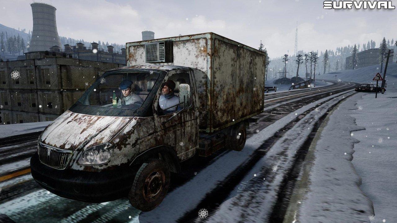 В Steam вышел симулятор выживания в Новосибирске survival,анонсы,Игровые новости,Игры,Новосибирск