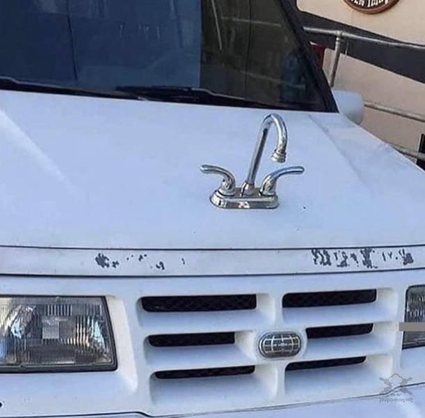 Авто-приколы юмор