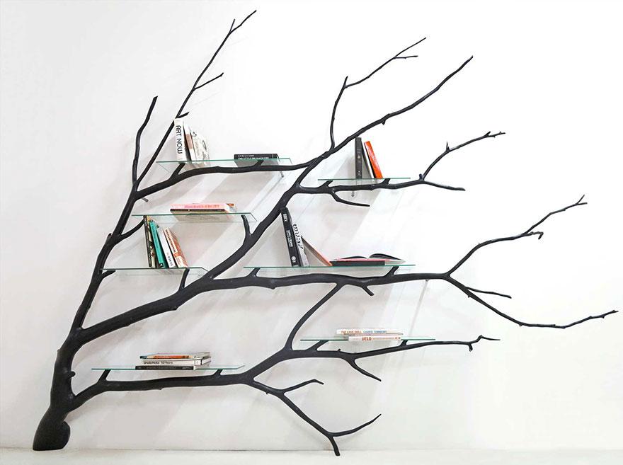 24 предмета мебели, вдохновением для создания которых стала сама природа