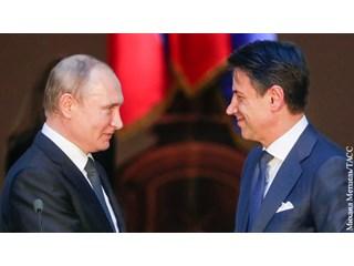 Евросоюз проигрывает битву за Апеннины геополитика