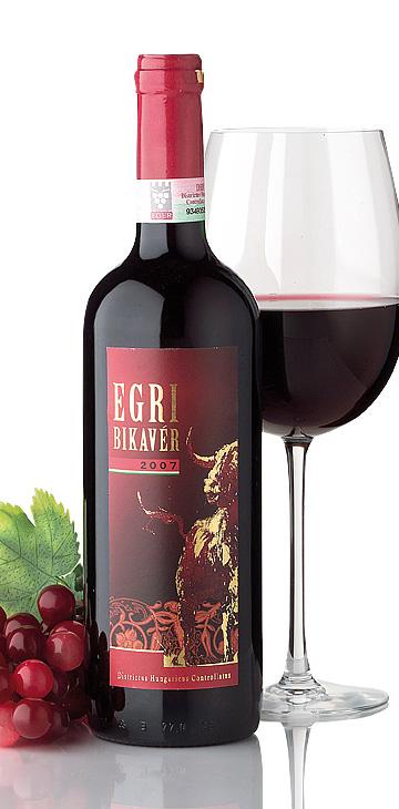 Эгерское вино «Бычья кровь»