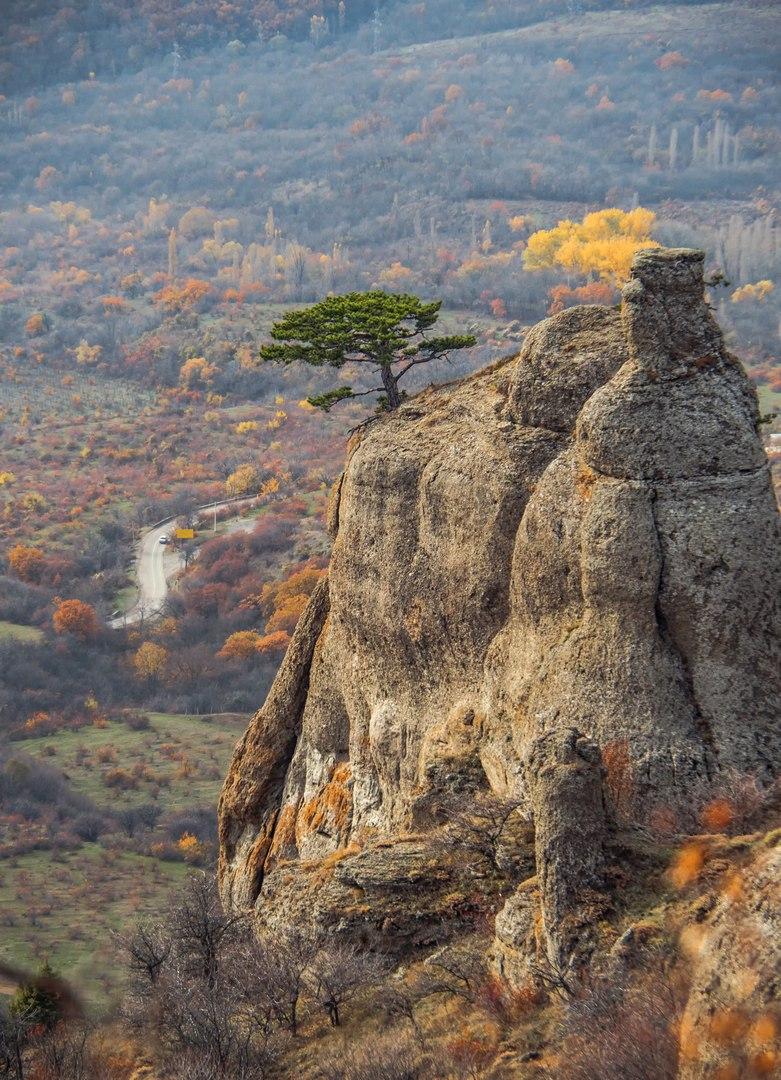 Великолепная природа Крыма
