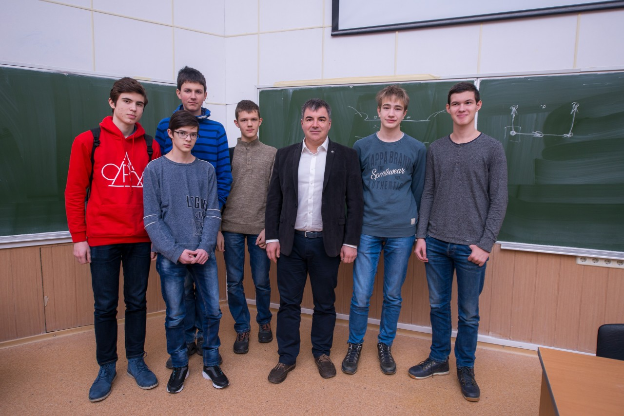 Российские школьники стали победителями Международной естественнонаучной олимпиады