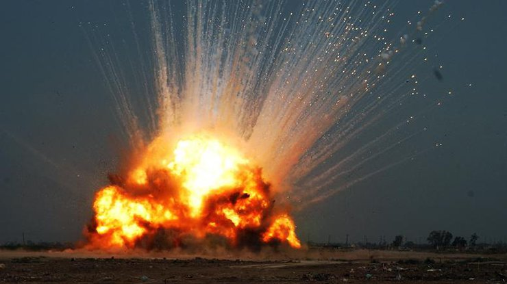 На военной базе в Турции прогремел взрыв