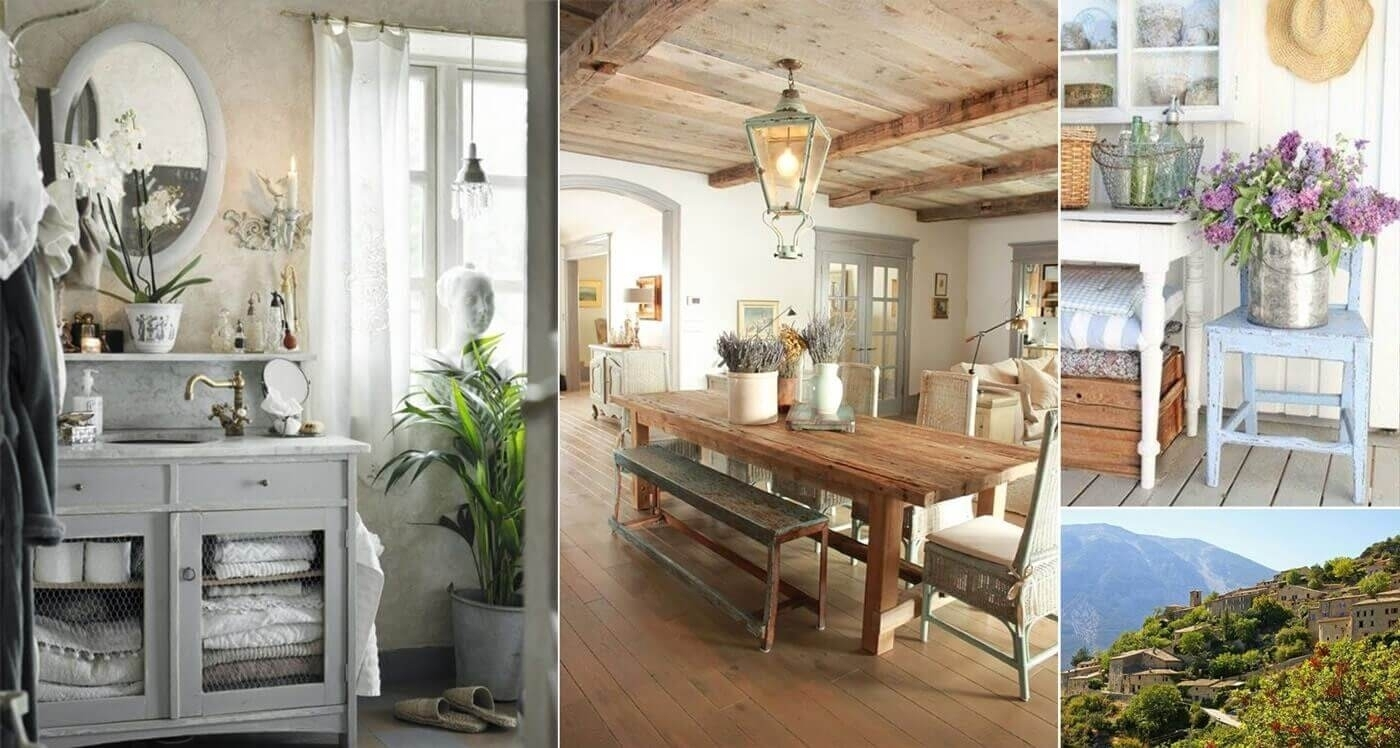 Загородный дом прованс: от дизайна до декора архитектура,идеи для дома,интерьер и дизайн