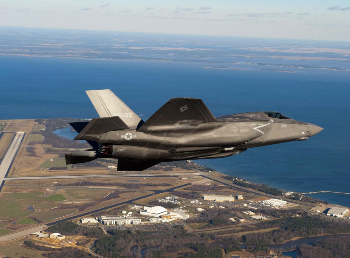 Почему американские истребители нового поколения продолжают постоянно падать Авиация,ВВС США,Истребители,Мировое обозрение