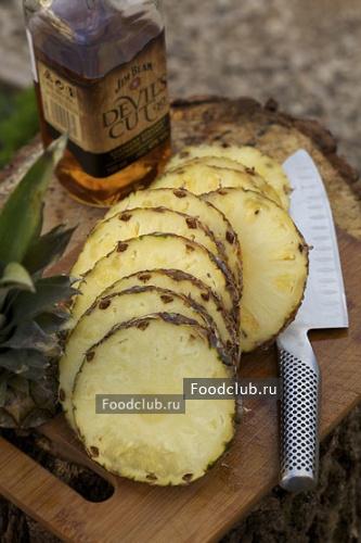 Свиные ребра с ананасом (этап 5)