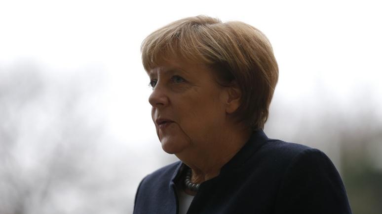 Spiegel: Меркель и Асад сочувствуют России в связи с авиакатастрофой над Черным морем