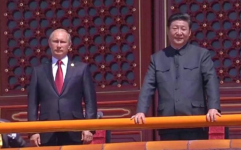 В Европа назвали факторы, доказывающие подготовку военного альянса России и Китая Новости