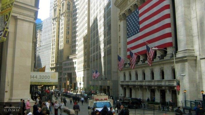 Крах финансовой системы: гос…