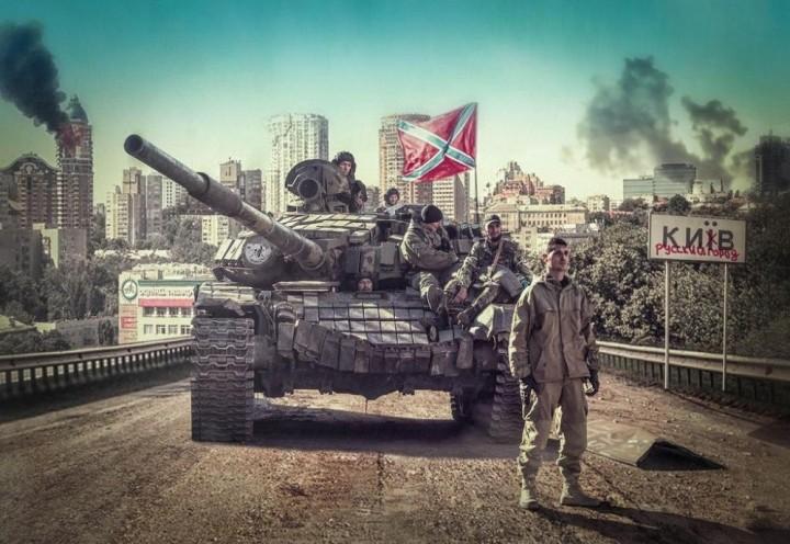 ЛДНР могут взять Киев. Росси…