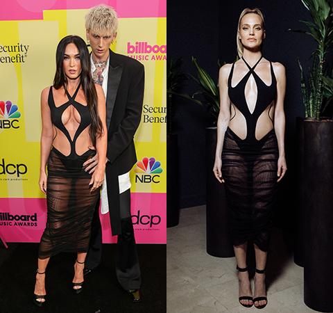 Модная битва: Меган Фокс против Натальи Ионовой