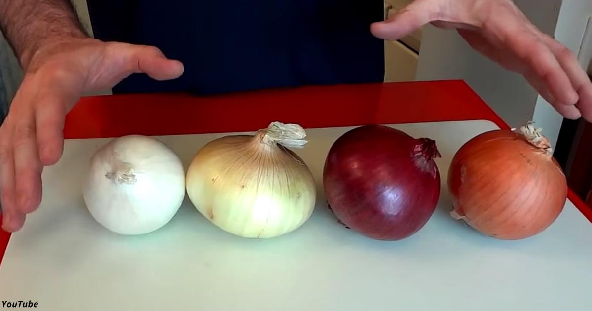 Как правильно выбирать лук