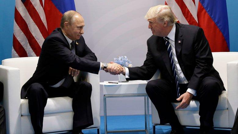 Белый дом хочет подписать соглашение по вооружениям с Путиным на территории США Политика