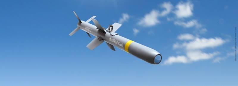 Авиабомба Roketsan MAM-T. Новое оружие для «Байрактаров» ввс,оружие