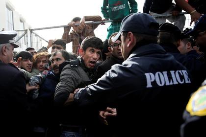 Россию назвали спасительницей Европы от новых мигрантов