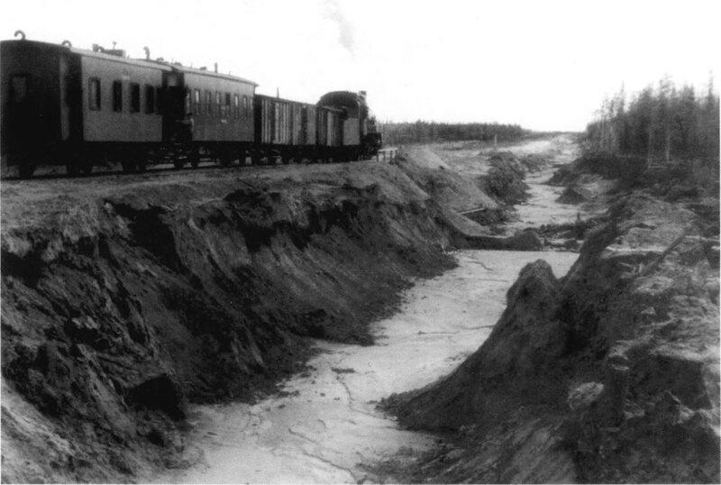 Сталинская «Мертвая дорога»: как строилась магистраль Салехард—Игарка интересное,интересные люди,интересные факты,история,ужас,шок