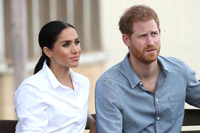 Меган Маркл и принц Гарри могут лишиться всех королевских привилегий из-за их интервью Опре Уинфри