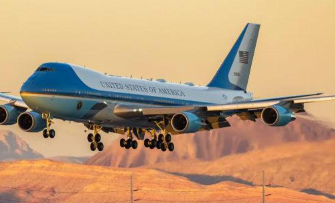 особые способности самолета президента