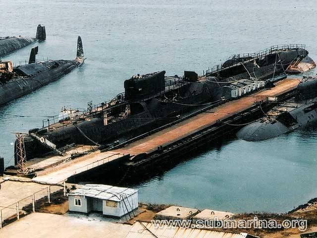 Трагедия в Чажминской бухте. Самая тайная атомная авария СССР