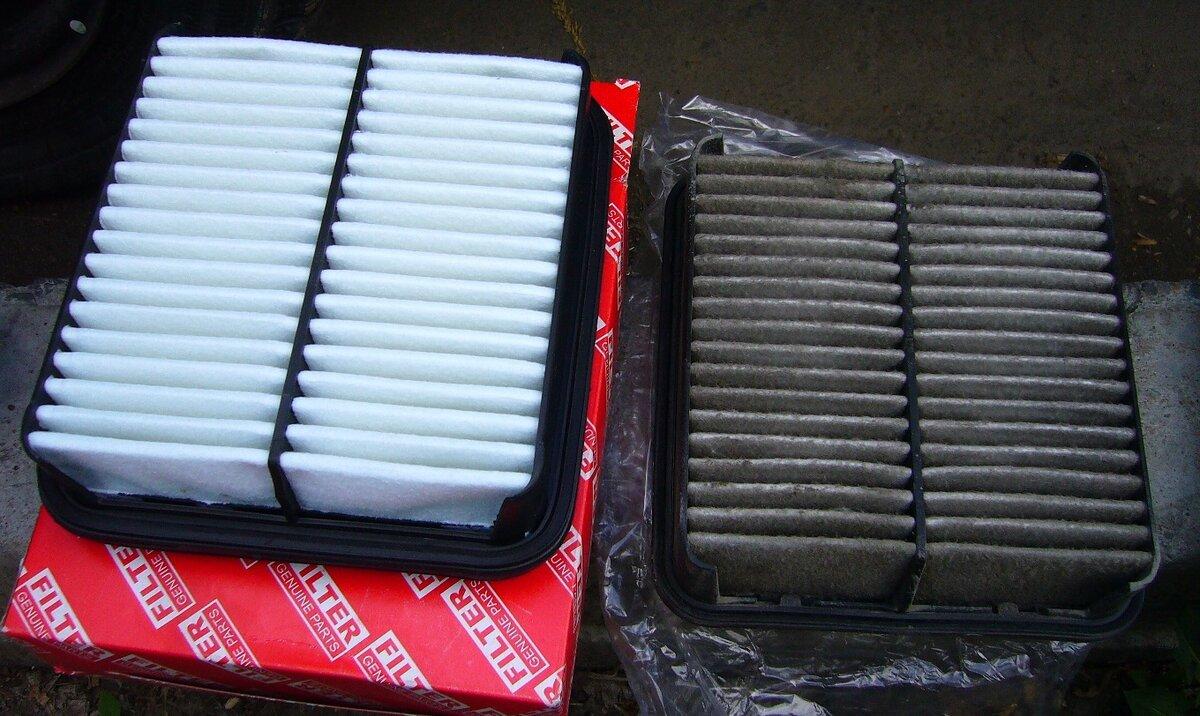 Простой способ восстановления воздушного фильтра своими руками