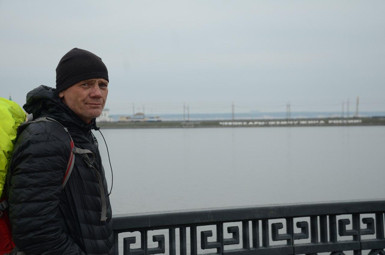 Петербуржец обошел Землю за 676 дней