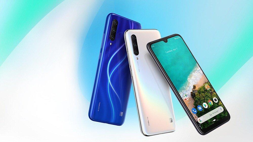 Новый смартфон Xiaomi на чис…