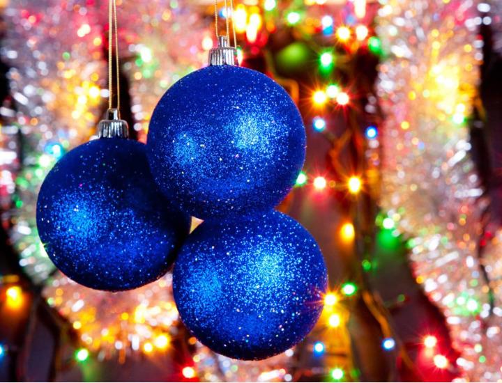 Три шара на ёлке – волшебный новогодний ритуал! Выберите печеньку и узнайте, что вас ждёт!