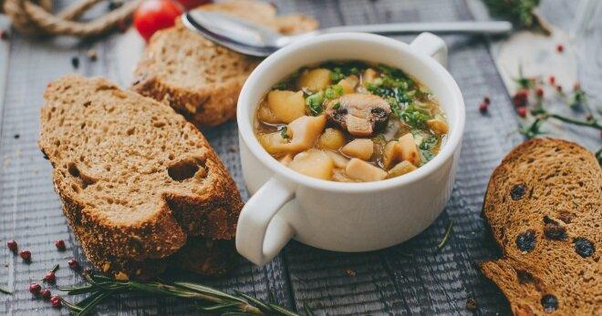5 вкуснейших постных блюд, которыми стоит себя побаловать минут, добавить, нужно, обжарить, вкусу, можно, кубиками, оставить, порубить, тесто, Запекать, маслом, духовке, кастрюлю, сковороде, оливковым, порезать, очистить, После, соломкой