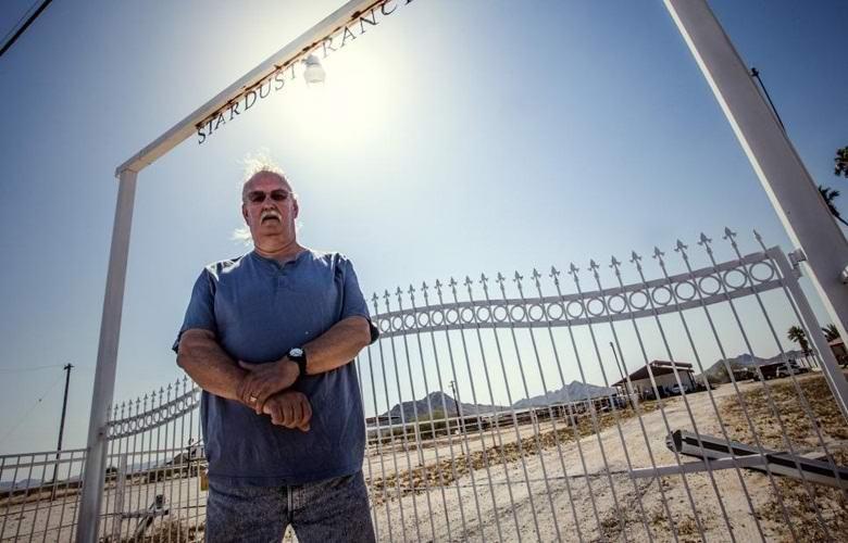 Американец продает ранчо, притягивающее агрессивных пришельцев