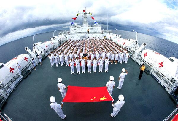 Зачем Китай вступил в военную коалицию с США? новости,события