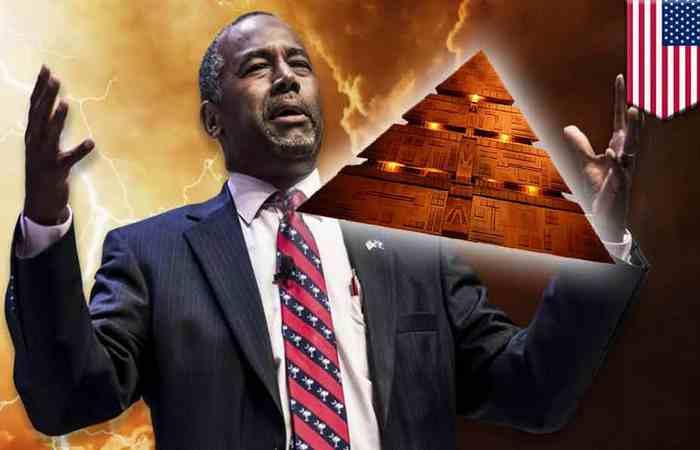Пирамиды были зернохранилищами.