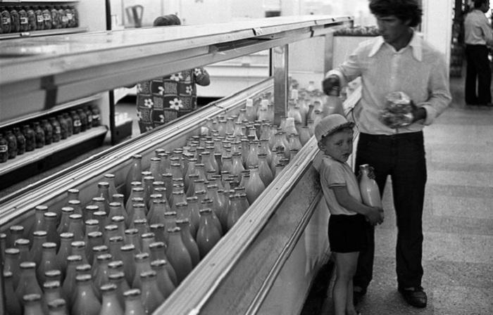 15 документальных фотографий из жизни советских людей в 1980-х годах